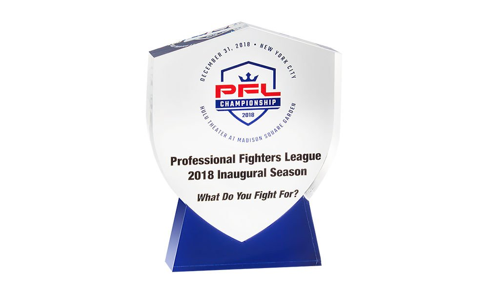 Professional Fighters League Inaugural Season Commemorative