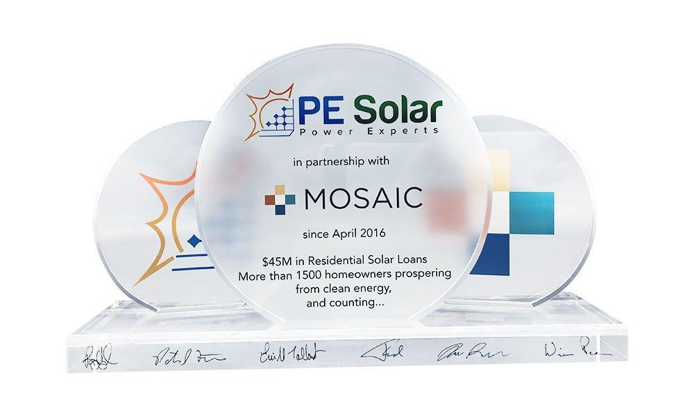 Solar Industry Team Award