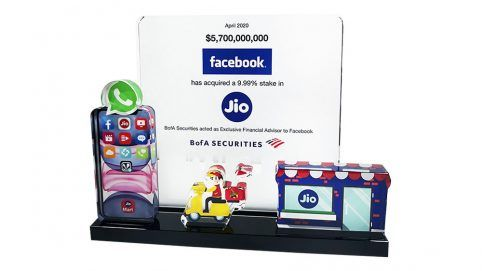 Facebook-Jio Acquisition Deal Toy