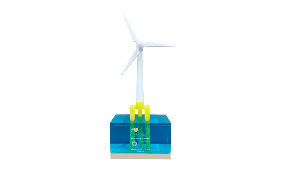Offshore Wind Turbine Deal Toy