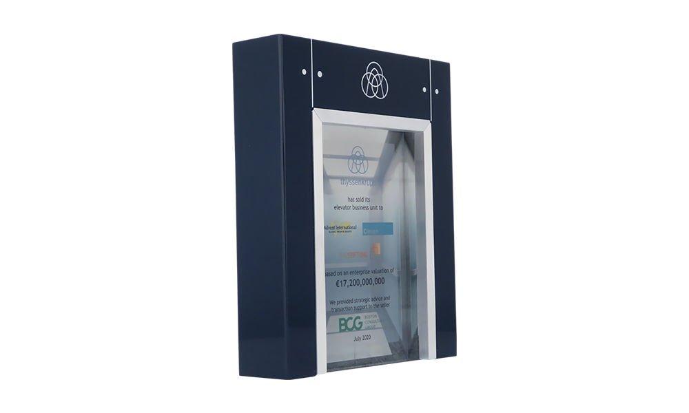 Thyssenkrup Elevator Deal Toy