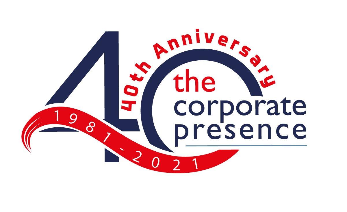 The Corporate Presence 40th Anniversary