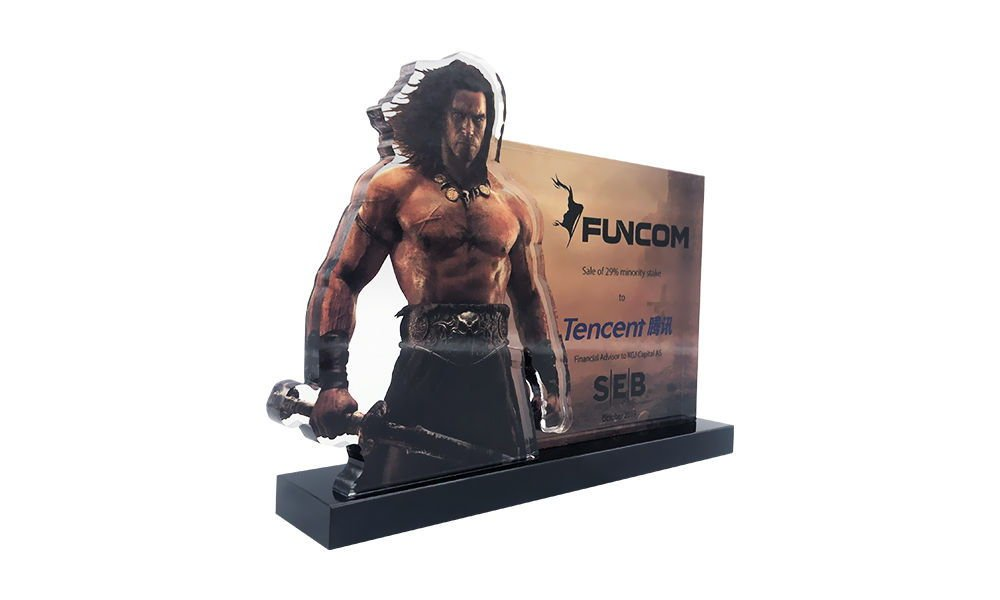 Funcom-Tencent Deal Toy