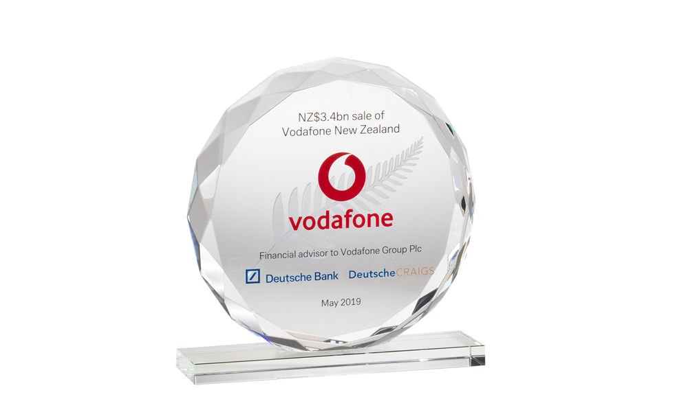 Vodafone New Zealand Deal Toy