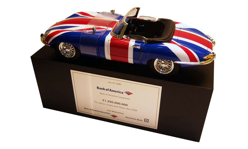 Austin Powers British-Themed Deal Toy