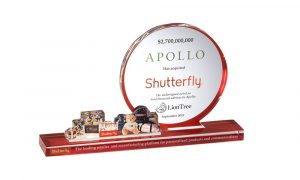 Apollo-Shutterfly Deal Toy