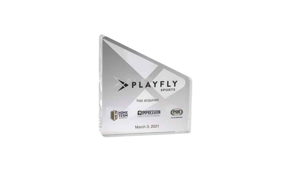 Playfly-FOX Sports Deal Toy